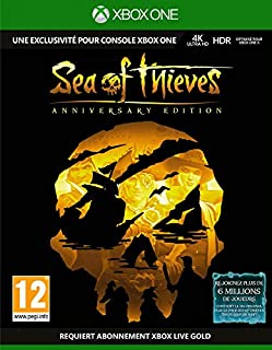 Sea of Thieves: Edition Anniversaire (B07RCV4RXK) | Amazon price tracker / tracking, Amazon price history charts, Amazon price watches, Amazon price drop alerts