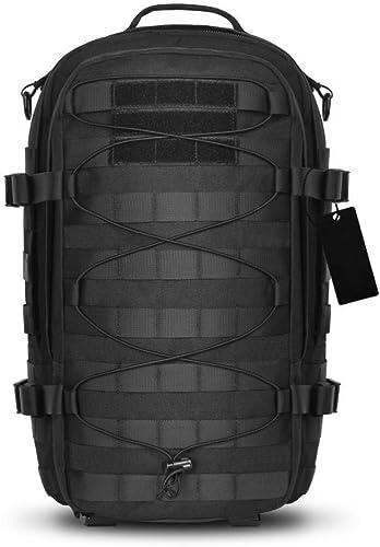 XHCBOOK 40L Sac à Dos Militaire Tactique Molle Grande Capacité Sac De Multifonction Homme pour Voyage Excursion Camping Randonnée Trekking Cyclisme Escalade Sport Chasse