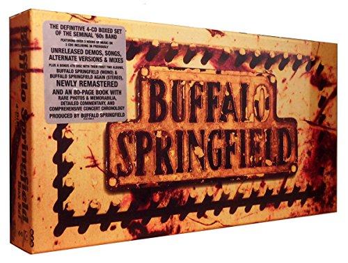 Box Set By Buffalo Springfield (2001-07-16)