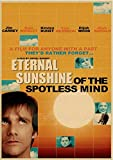 HUYUEXIN Canvas Poster Jim Carrey Classic Movie Eternal