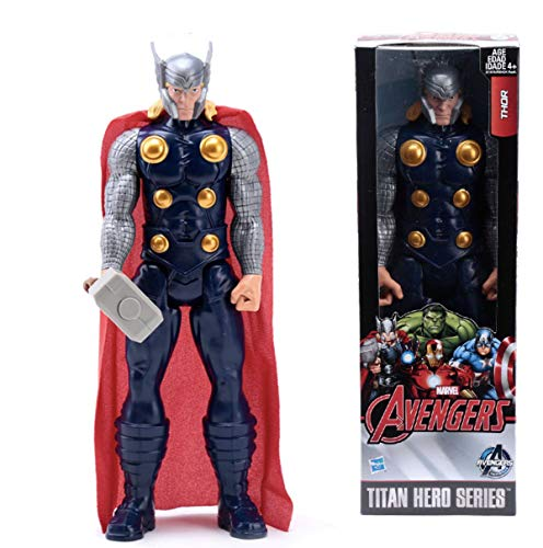 EASTVAPS Figura de Juguete Marvel Thor 29cm
