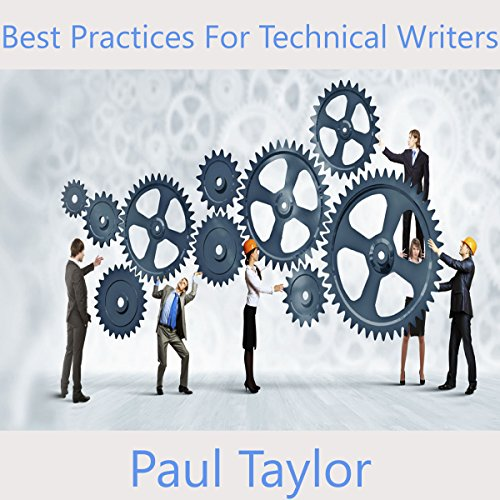 Best Practices for Technical Writers audiobook cover art