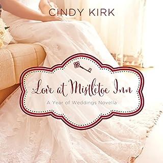 Love at Mistletoe Inn audiobook cover art