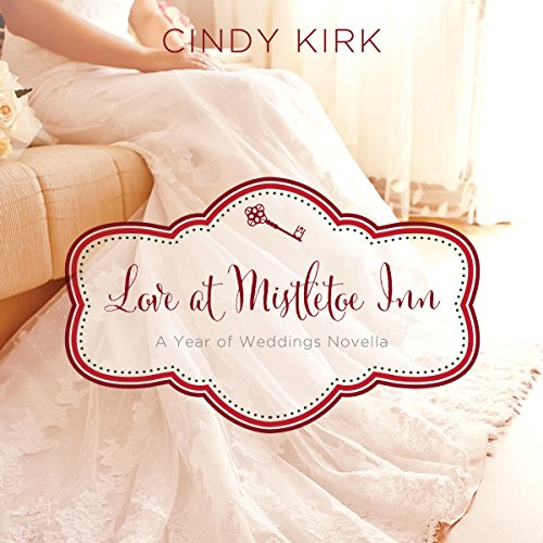 Love at Mistletoe Inn audiobook cover art