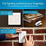 Photo #7: Lutron Caseta BDG-PKG1W-A Smart Dimmer Switch Kit With Remote