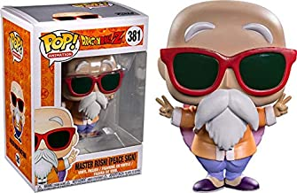 POP: Animation Pop! Master Roshi (peace sign) exclusive
