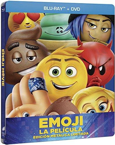 Emoji - Der Film (The Emoji Movie, Spanien Import, siehe Details für Sprachen)