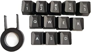 BAIRU - Juego de 12 teclas de teclado compatibles con Logi-te-ch G413, G613, G910, G810/G310