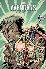 Avengers - Quête céleste de Steve Englehart
