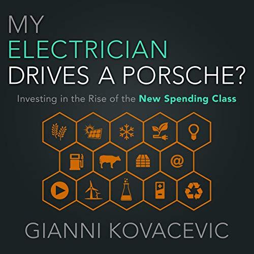 My Electrician Drives a Porsche? cover art