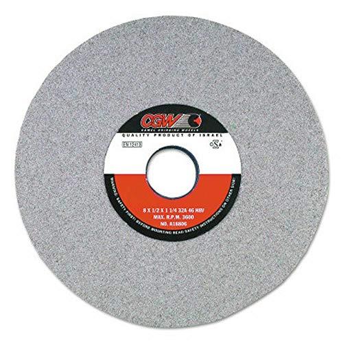 1 Set of 37708 Centerless Grinding Wheel, 32A 8