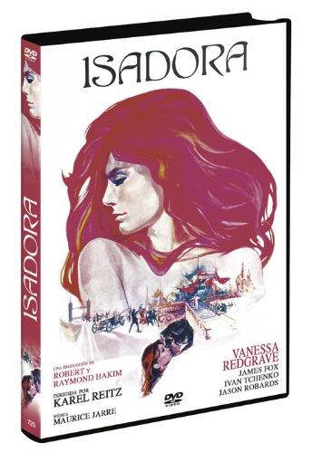 Isadora (Import) (Dvd) (2013) Vanessa Redgrave , James Fox , Jason Robards; Kare