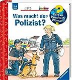Was macht der Polizist? (Wieso? Weshalb? Warum? junior, Band 65) - Andrea Erne