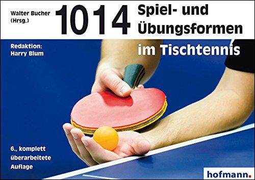 1014 Spiel- und Übungsformen im Tischtennis