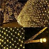 He-shop 1.5x1.5m 3x2m 6x4m 8 * 10 M LED de Malla de Malla Ligera al Aire Libre...