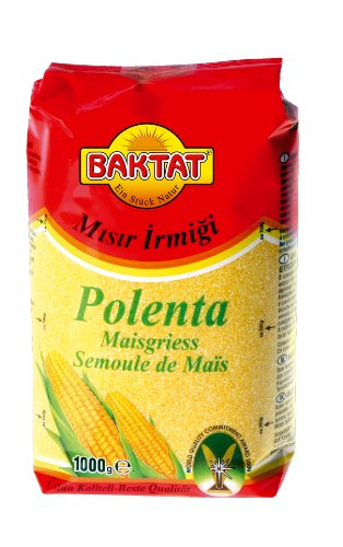 SUNTAT Maisgrieß , 2er Pack (2 x 1 kg Packung)