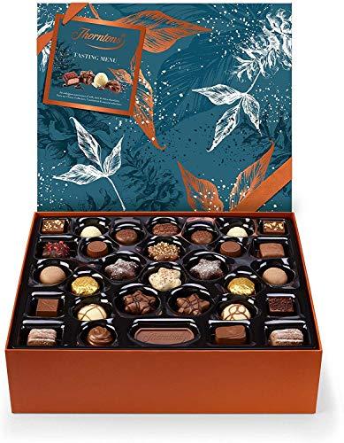 Thorntons Cioccolato indulgenze Degustazione Menu Scatola (1038g)