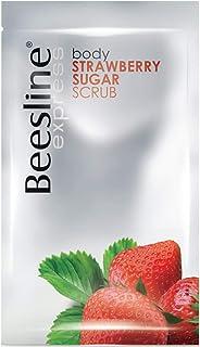 Beesline Body Strawberry Yogurt Scrub, 25 ml