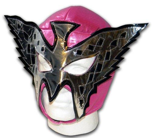 LUCHADORA Prinzessin Rosa Maske Lucha Libre Mexikanische Wrestling