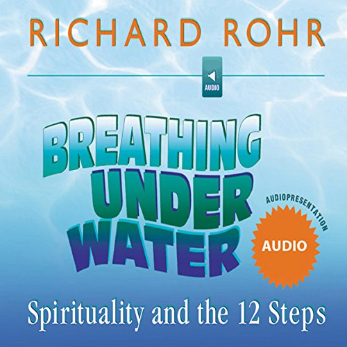Breathing Under Water audiobook cover art