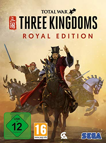Total War: Three Kingdoms Royal Edition (PC) (64-Bit)