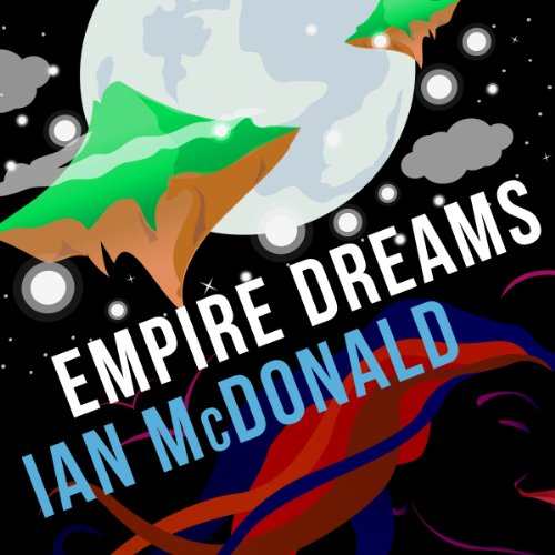 Empire Dreams audiobook cover art