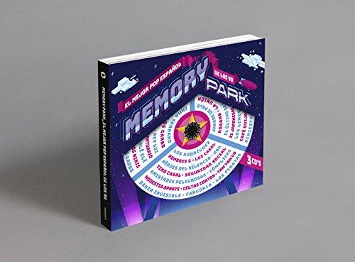 clasificación y comparación Mejor pop español de los 90: Memory Park para casa