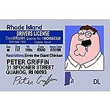 Signs 4 Fun Nfgidp Peter's Driver's License