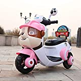 Lotee Baby Toddler Kids Electric Cartoon RC Car Push Car Vehículos motorizados...