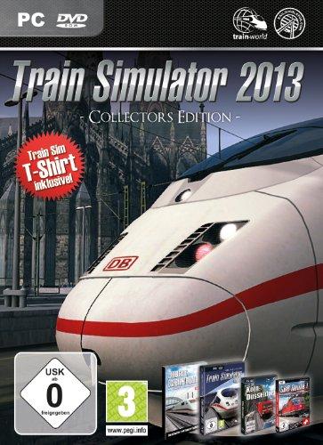 Train Simulator 2013 - Collectors Edition - [PC]