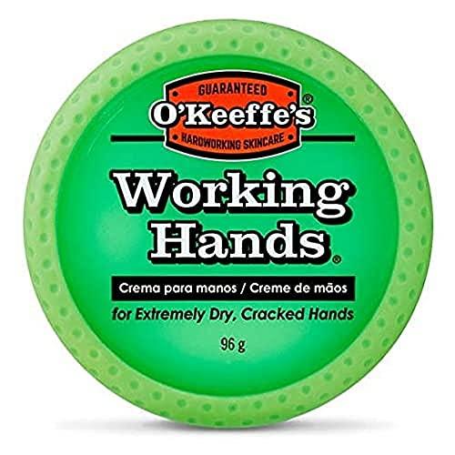 O Keeffe s Working Hands - Crema para manos secas y agrietadas - 96g