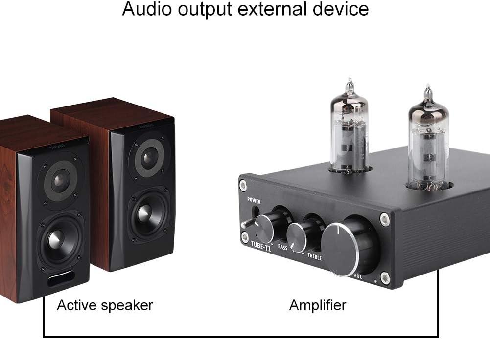 for Home Audio System Plyisty HiFi Valve Pre-amp Tube U.S. ...