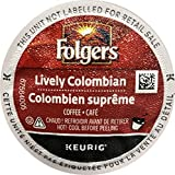 Folgers Gourmet Selections Lively Colombian Coffee K-Cups