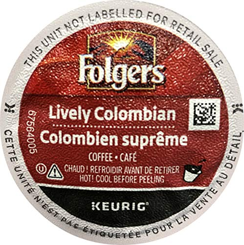 Folgers Gourmet Selections Lively Colombian Supreme Coffee