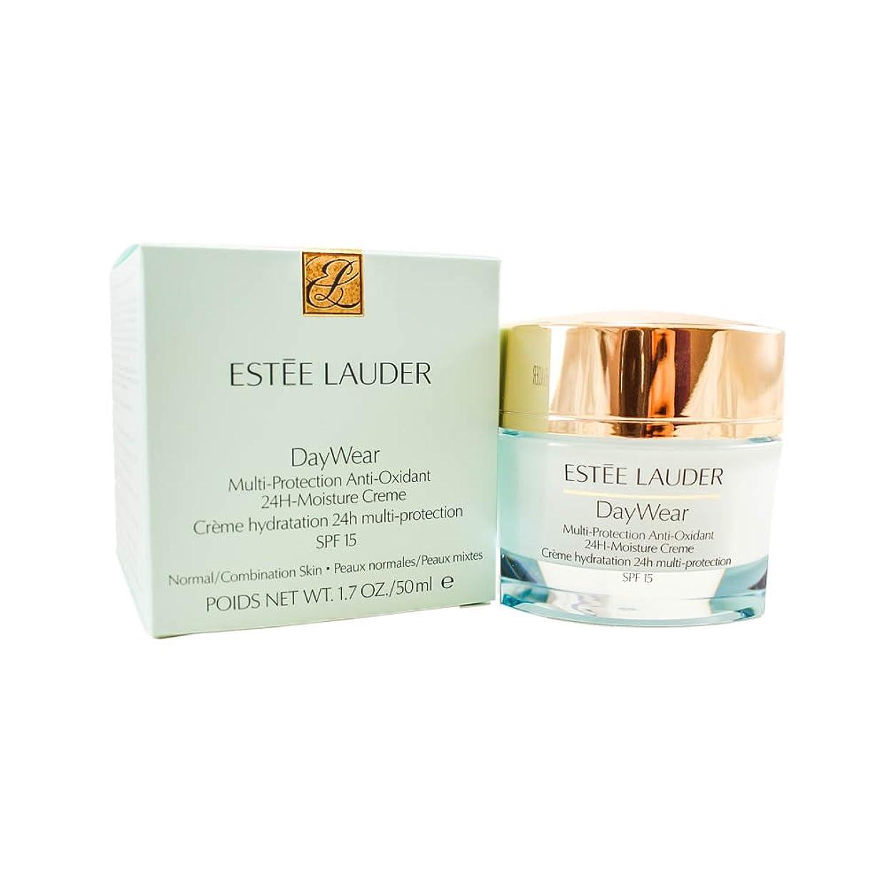 受取人織機ビームEstee Lauder DAYWEAR Advanced Multi Protection Anti Oxidant Creme SPF15 normal to combination skin 50 ml [海外直送品] [並行輸入品]