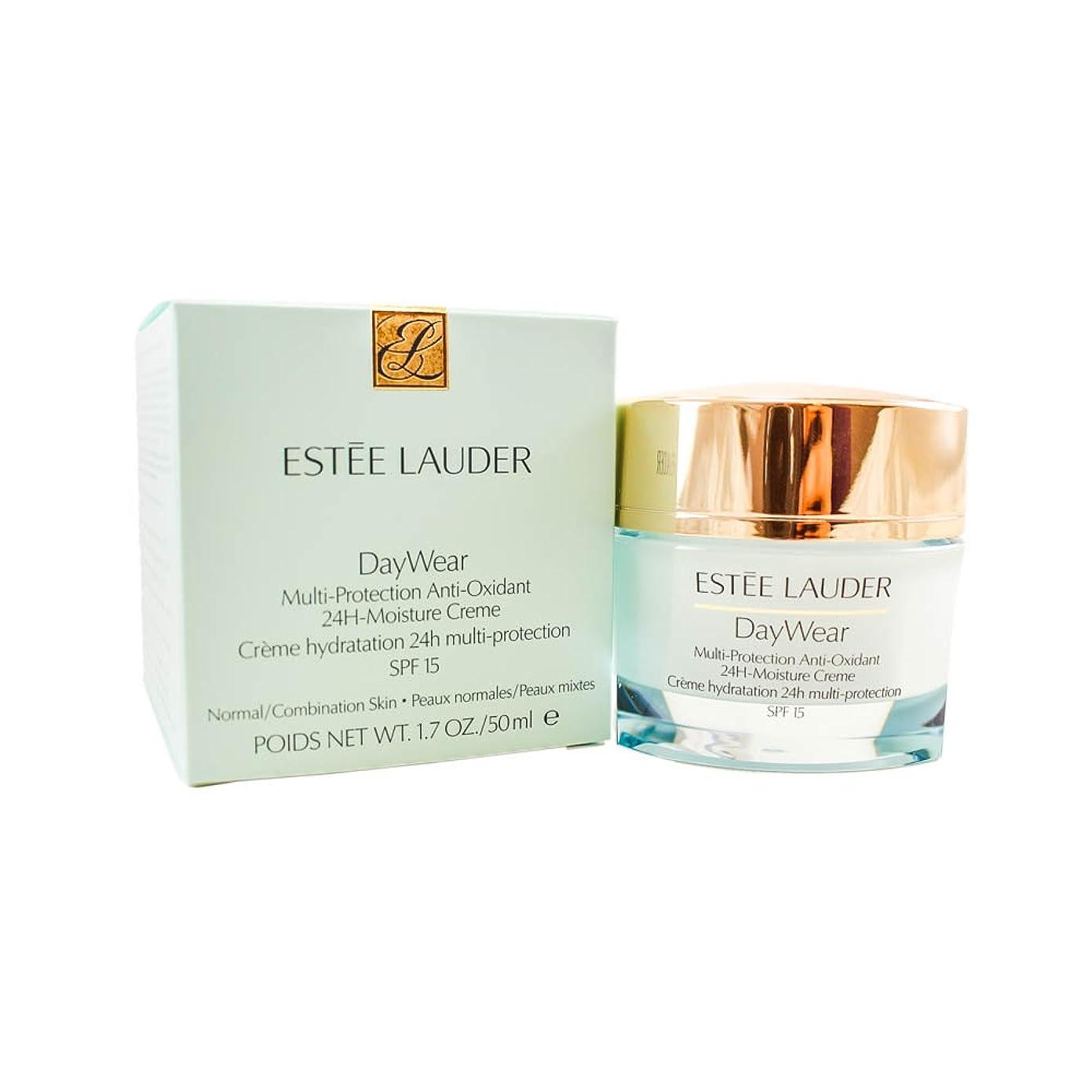 壁紙波紋小道Estee Lauder DAYWEAR Advanced Multi Protection Anti Oxidant Creme SPF15 normal to combination skin 50 ml [海外直送品] [並行輸入品]