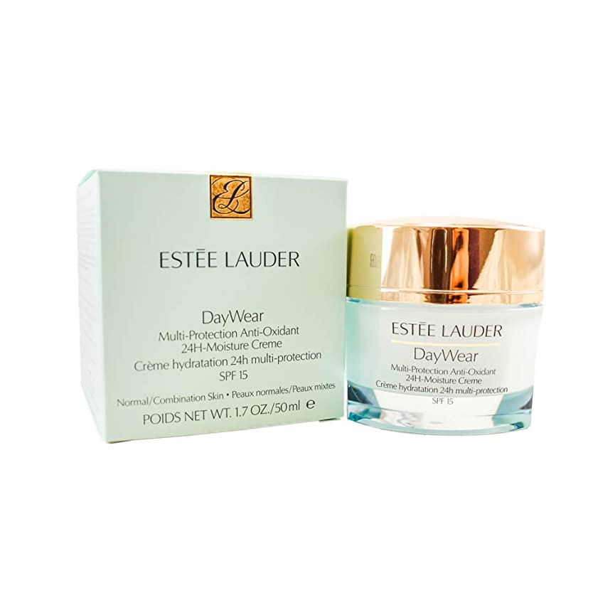 公園柱眠いですEstee Lauder DAYWEAR Advanced Multi Protection Anti Oxidant Creme SPF15 normal to combination skin 50 ml [海外直送品] [並行輸入品]