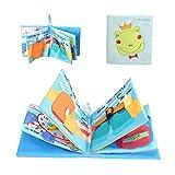 Montessori Busy Board - Tabla educativa sensorial esencial para motricidad fina. Juguete de aprendizaje para niños,...