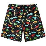 Cutemile Pantaloncini Boxer Ragazzi Protezione Solare da Spiaggia Leggeri Ad Asciugatura Rapida Bagno Fodera in Rete Traspirante per Le Vacanze Estive