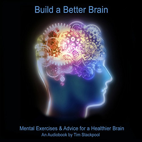 Build a Better Brain audiobook cover art