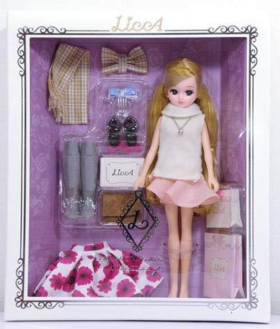 リカちゃん スタイリッシュドール コレクション フルール デート スタイル 第9弾 Licaちゃん 人形