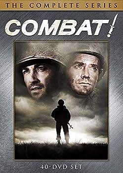 Combat The Complete Series 40 DVD Set Seasons 1-5 1 2 3 4 5
