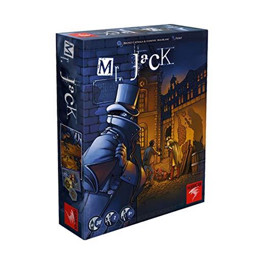 Mr Jack Juego De Mesa
