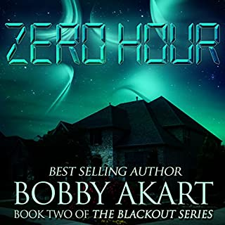 Zero Hour audiobook cover art