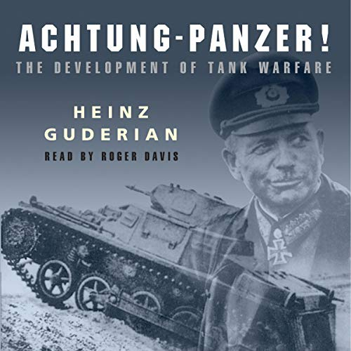 Achtung Panzer! audiobook cover art