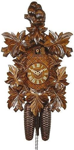 isdd Cuckoo Clock Uhr CUCú, Design Ein Paar Little Birds, 8 llajes