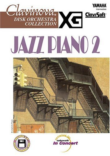 Jazz Piano 2 (Clavinova Disk Orchestra Collection)