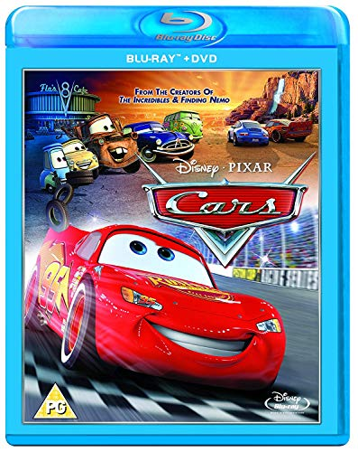 Cars – Double Play (Blu-Ray + DVD) [Import]