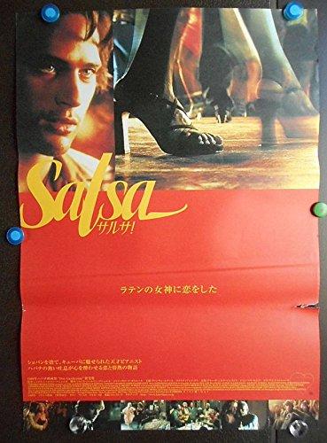 [画像:ypo127) 洋画:劇場映画ポスター【サルサ!】Salsa (2000) フランス・スペイン映画監督: ジョイス・シャルマン・ブニュエル 出演: ヴァンサン・ルクール ●切れあり]