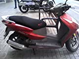 Funda Cubre Asiento Scooter o Moto Honda Dylan 125cc (Ref Scoopy - Neos)